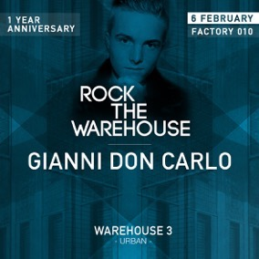 Rock the Warehous - One Year Anniversary